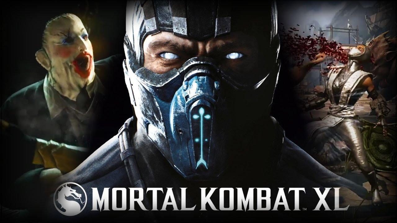 MORTAL KOMBAT E LE SUE SFUMATURE, MORTAL KOMBAT XL