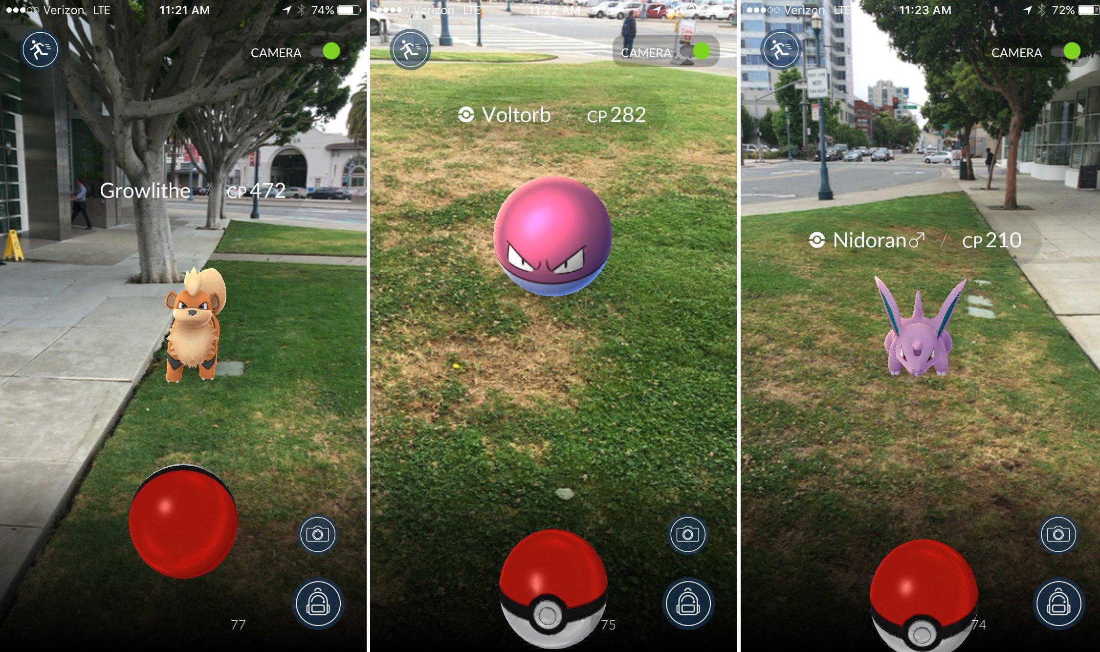 Pokemon Go: i campi di sterminio saranno tolti dalla app
