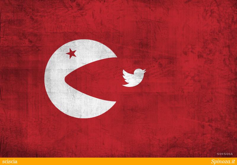 Twitter bloccato in Turchia