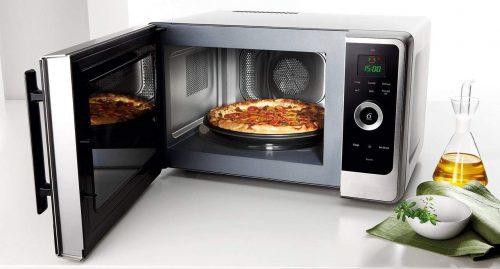 Il forno a microonde,