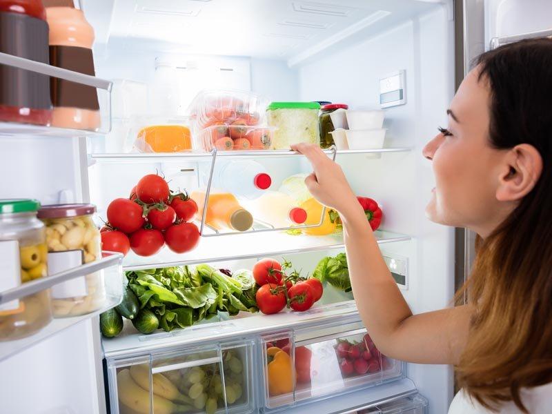 Qual è la temperatura ideale di un frigorifero