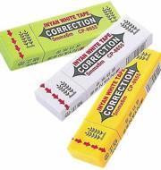 In quali paesi è vietato il chewing-gum?