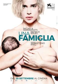 Una famiglia...film da vedere al cinema o a casa?