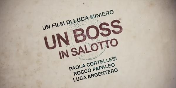 Un boss in salotto, film in testa al box office