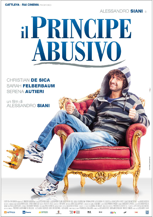 """Alessandro Siani in """"Il principe abusivo"""""""