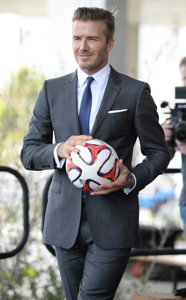 Tutti i sogni di Beckham