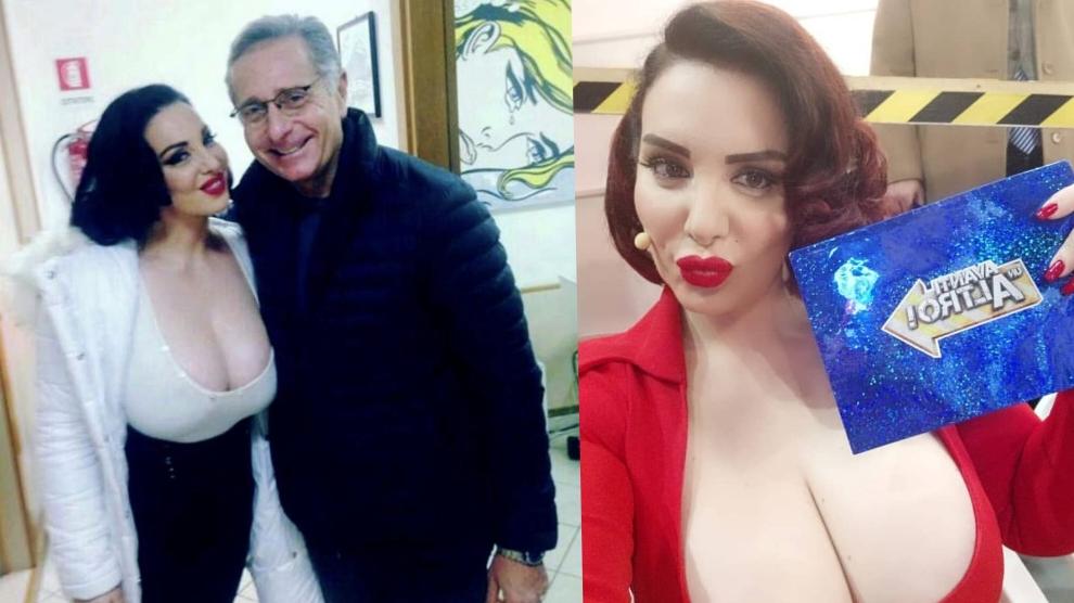 Francesca Giuliano:portavoce delle modelle curvy