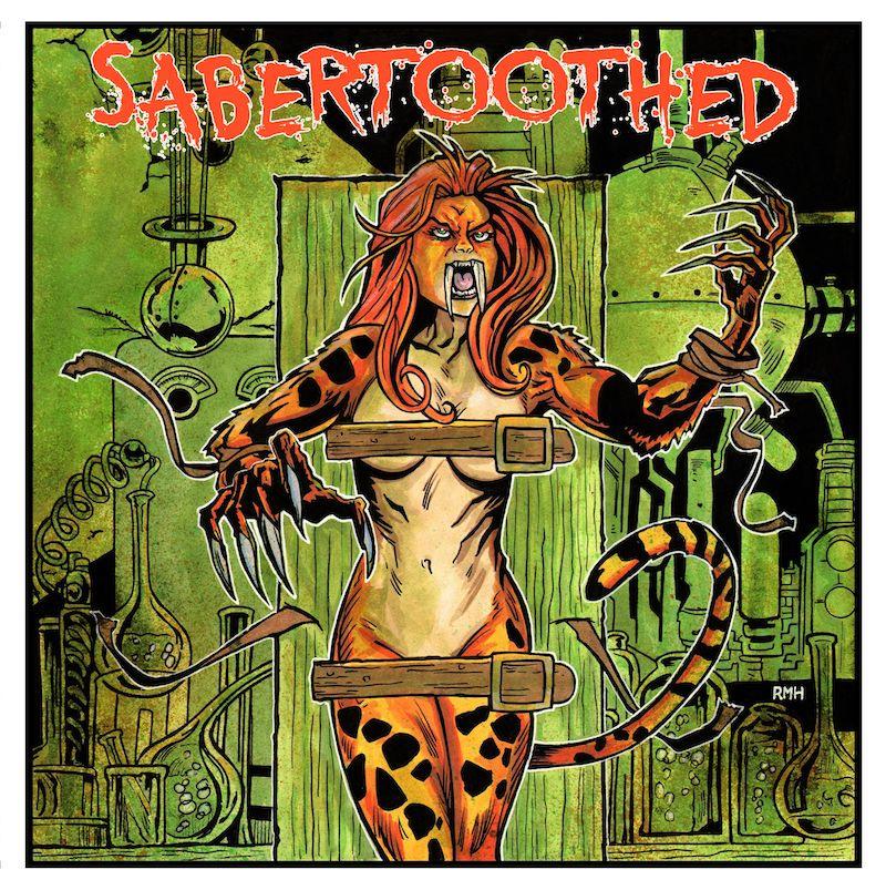 """Love Ghost – è uscito il loro ep """"Sabertoothed"""""""