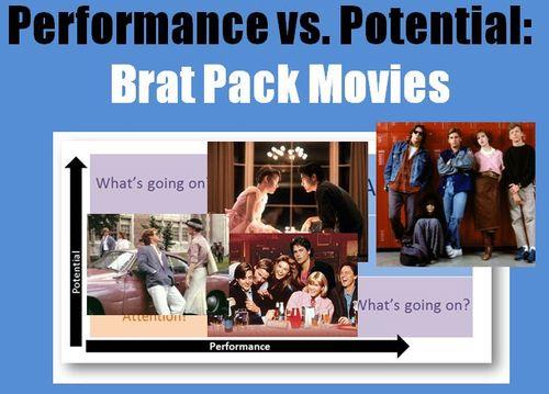 Brat Pack movies!