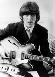 The quite one: George Harrison