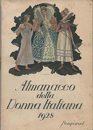 La donna italiana in un libro, un'altro, ma diverso dal solito