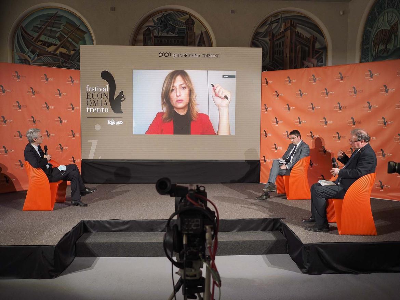 Festival dell'economia 2020 online - Trento