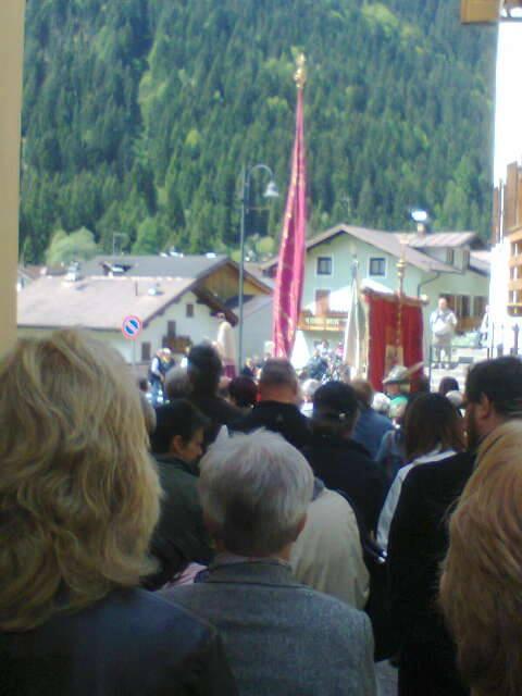 Festa del Patrono di Caoria: il calore della Comunità