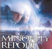 Minority report di Steven Spielberg