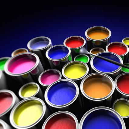 Come realizzare i colori terziari con la vernice