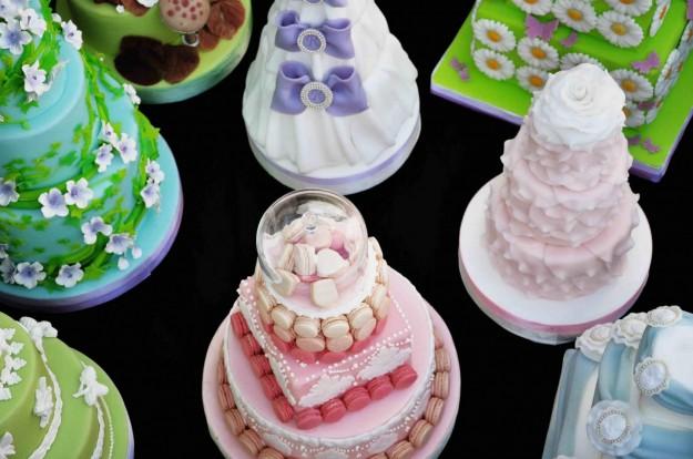 Cake mania!