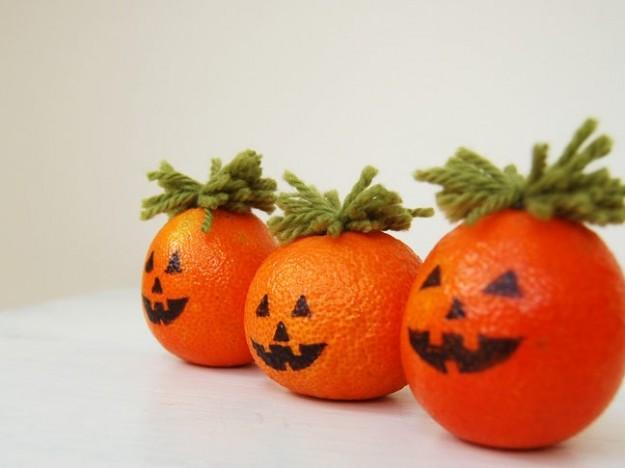 Arancia… di Halloween
