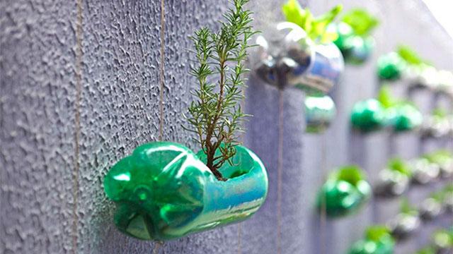 Come riciclare la plastica a casa
