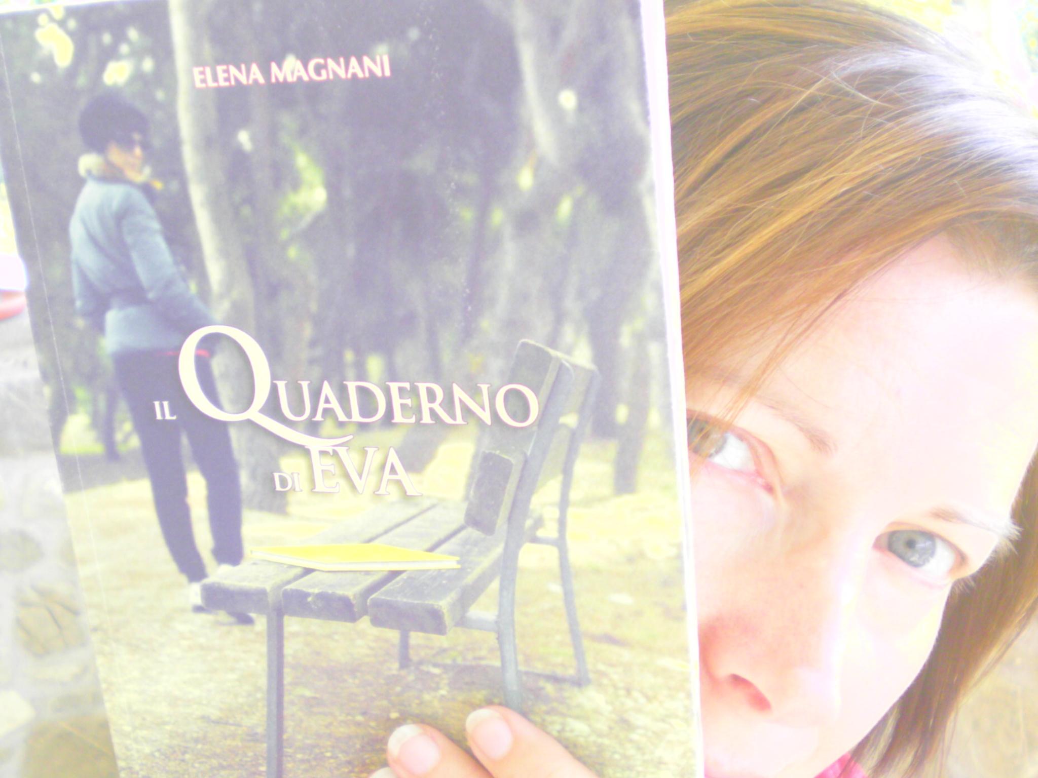 La scrittrice Elena Magnani ci parla del suo nuovo romanzo.