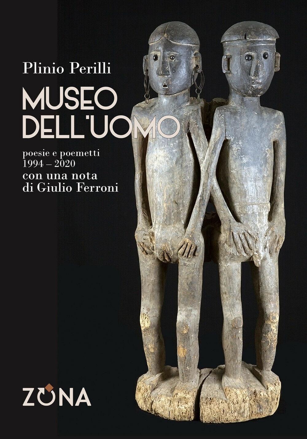 Plinio Perilli, Museo dell'uomo