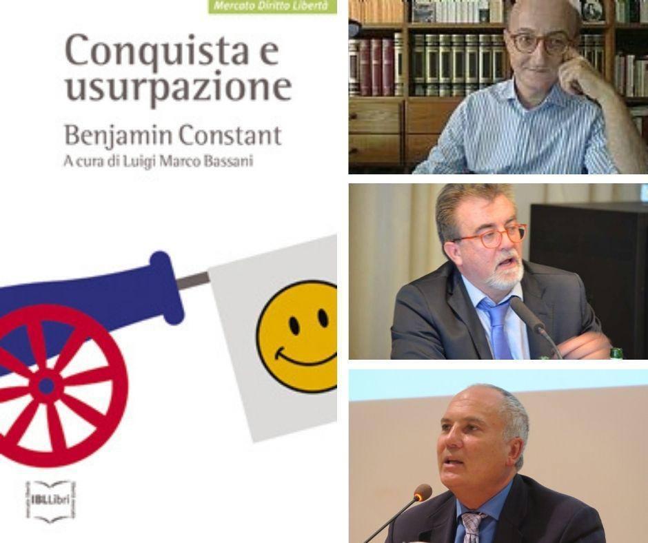 Benjamin Constant CONQUISTA E USURPAZIONE