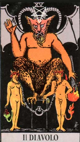 La carta del diavolo