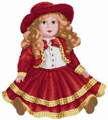 Innamorata di una bambola