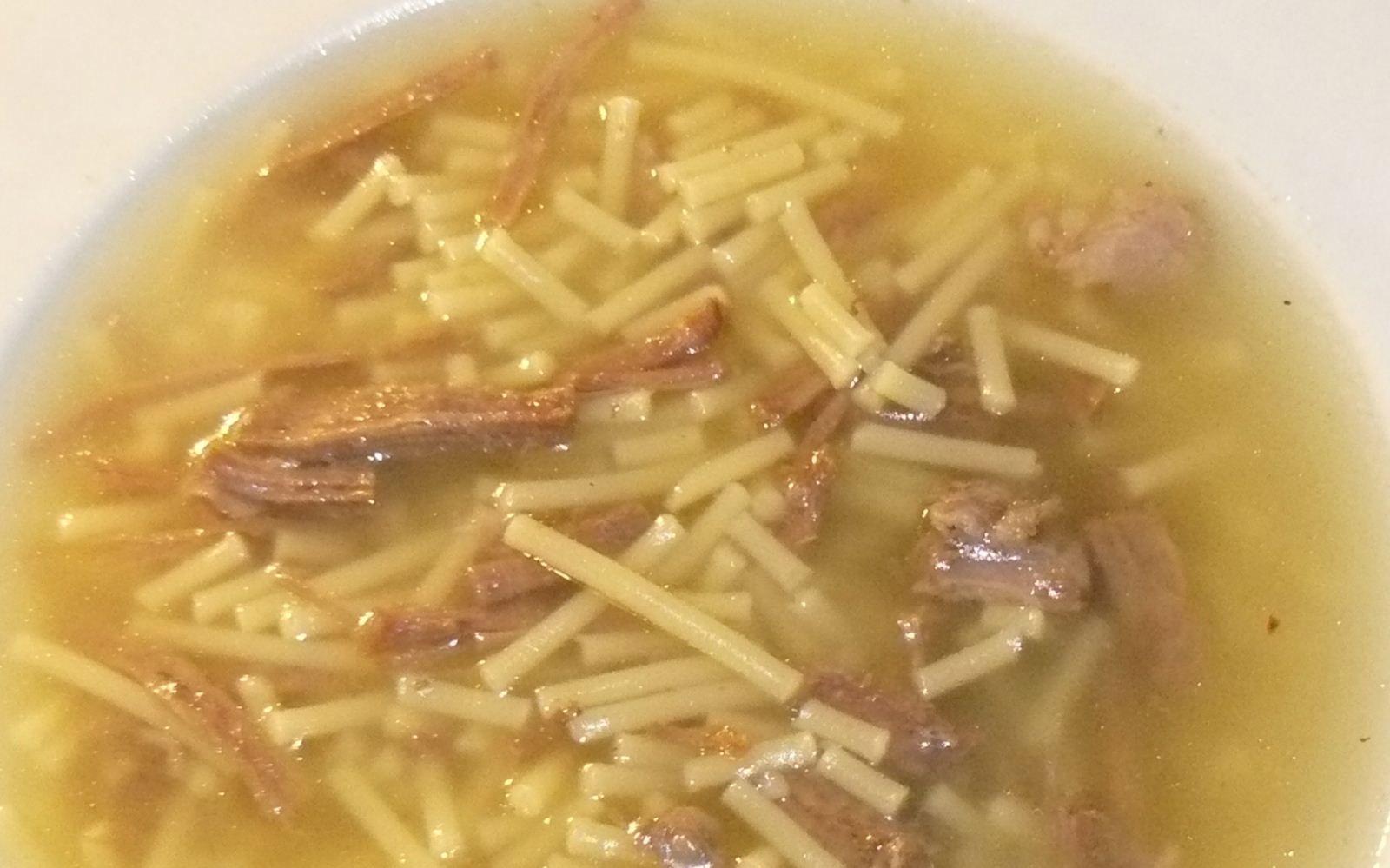Zuppa cotta