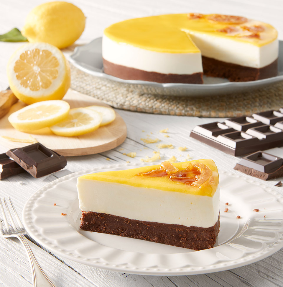 Cheesecake al microonde