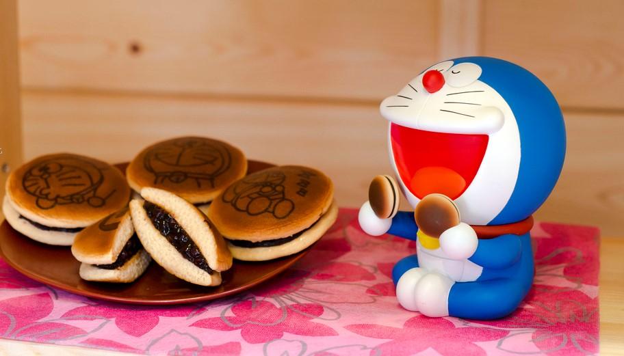 Dorayaki, i dolcetti di Doraemon