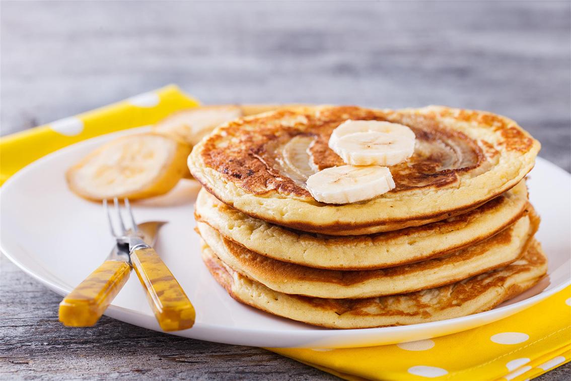 Come preparare i pancake all'avena