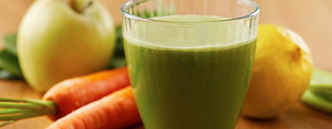 Succo di spinaci