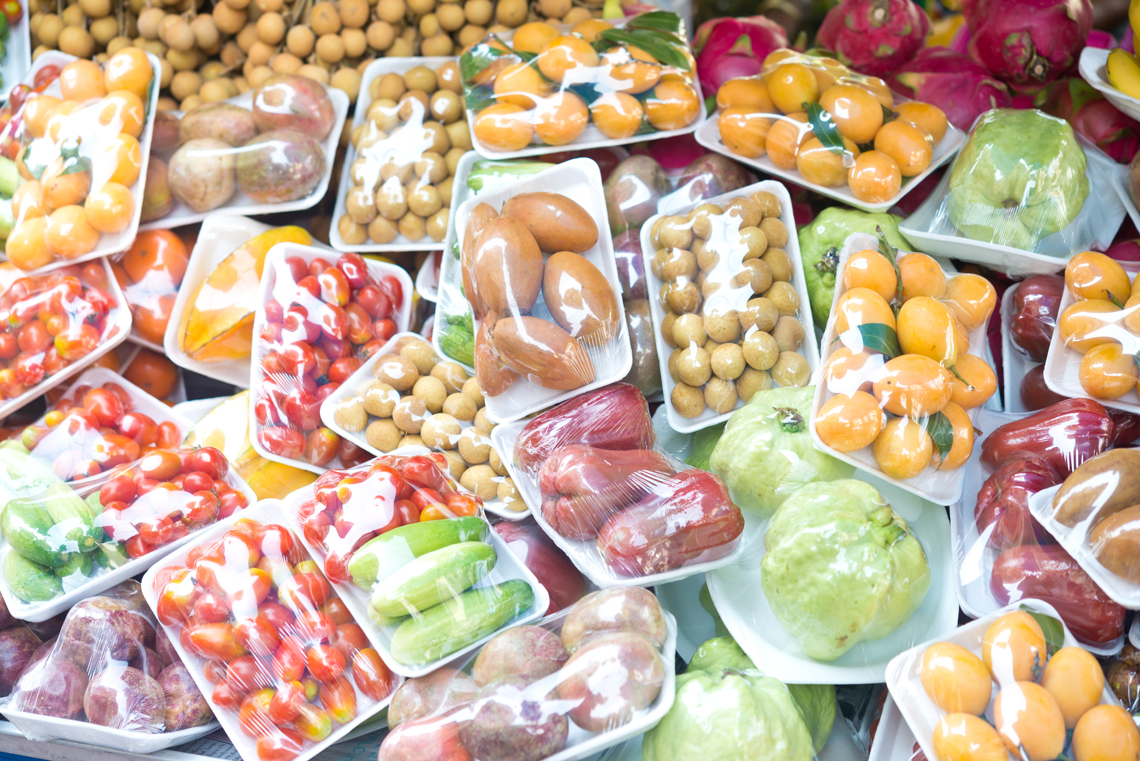 Il confezionamento e imballaggio degli alimenti