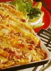 Lasagne agli spinaci e ricotta