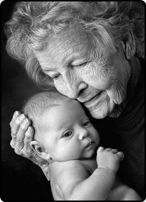 L' amore di una Nonna!