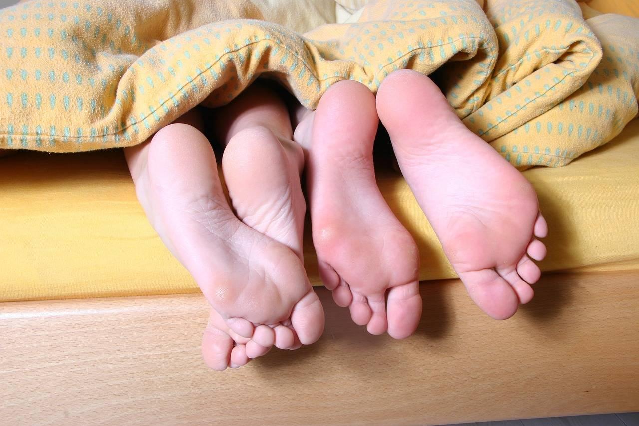 Come restare attivo per scaldare i piedi infreddoliti