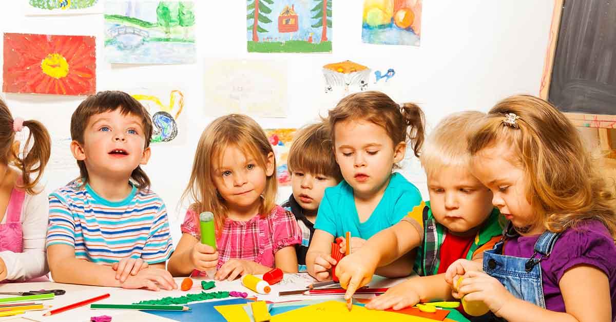 La scuola dell'infanzia