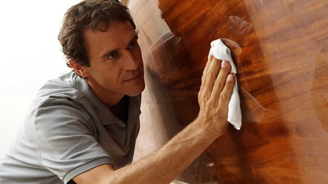 Come riparare i graffi sul legno