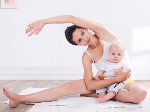 4 consigli per dimagrire dopo il parto (1° parte)