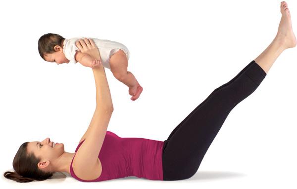 4 consigli per dimagrire dopo il parto (2° parte)