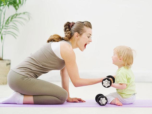 4 consigli per dimagrire dopo il parto (3° parte)
