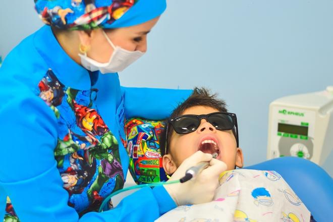 Come gestire la paura del dentista nei bambini