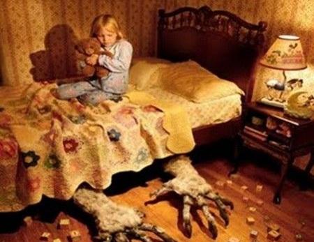 Il bambino e il sonno: incubi, paure e spaventi