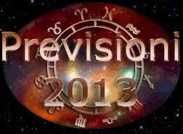 Oroscopo e previsioni per il 2013