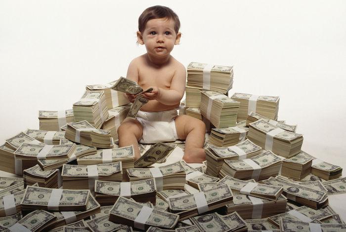 Sognare dei soldi