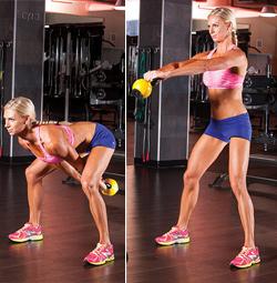 Kettlebell: programma base di allenamento per il corpo