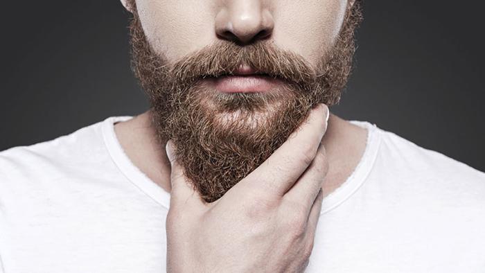 Olio di cocco per la barba