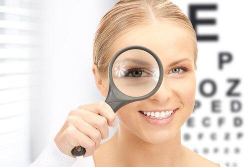 Come migliorare la vista in modo naturale