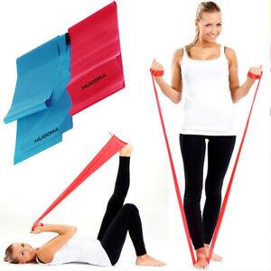 Esercizi fisici con elastici
