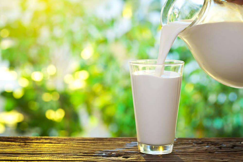 Quale latte presenta meno grasso?